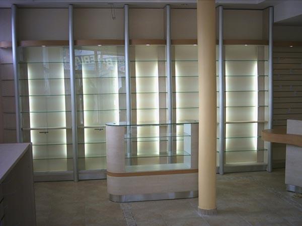 Muebles para perfumer as - Estanterias para perfumerias ...